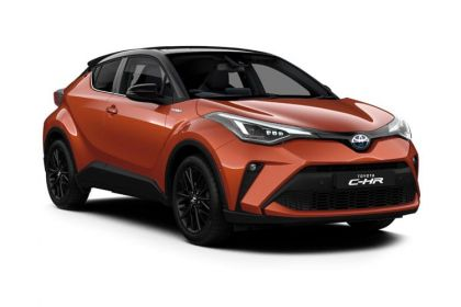 Lease Toyota C-HR car leasing