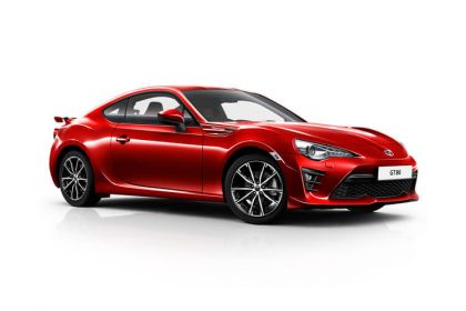 Lease Toyota GT86 car leasing