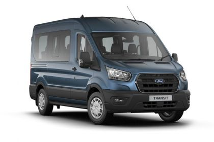 Lease Ford Transit 12-14 Seat van leasing