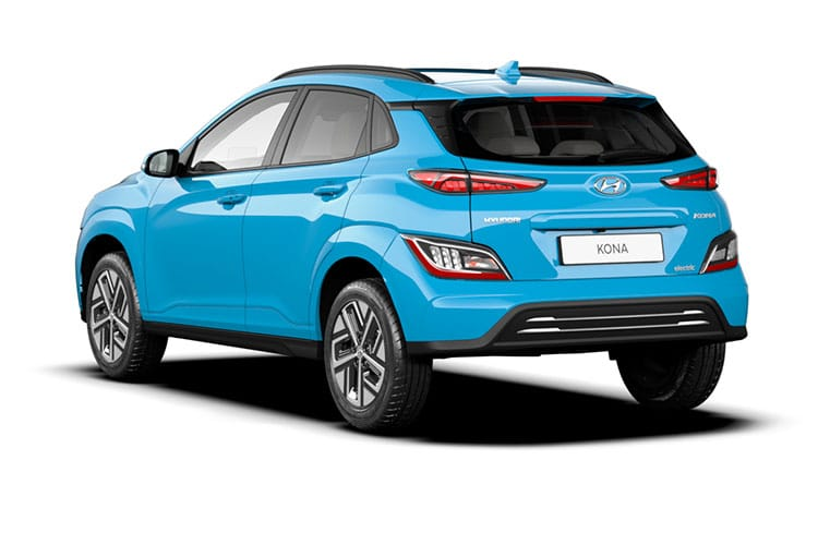 Hyundai KONA SUV 1.6 h-GDi 141PS Premium 5Dr DCT [Start Stop] back view