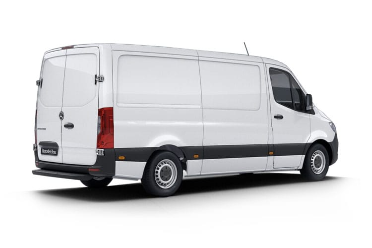 Mercedes-Benz Sprinter 315 L3 3.5t 2.0 CDi RWD 150PS Premium Van Extra High Roof Manual [Start Stop] back view