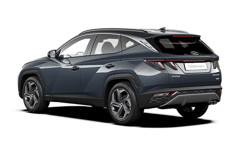 Hyundai Tucson SUV 1.6 GDI 132PS SE Nav 5Dr Manual [Start Stop] back view
