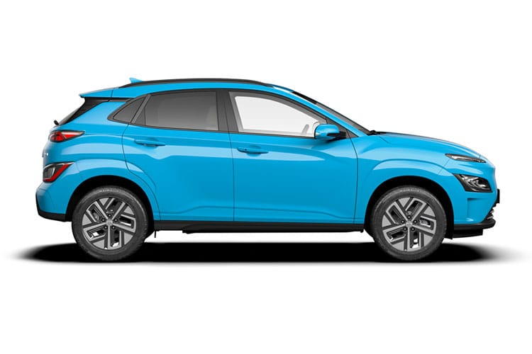 Hyundai KONA SUV 1.6 h-GDi 141PS Premium 5Dr DCT [Start Stop] [Smart Sense] detail view