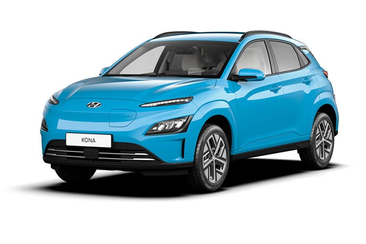 Hyundai KONA SUV 1.6 h-GDi 141PS SE 5Dr DCT [Start Stop] [Smart Sense] front view