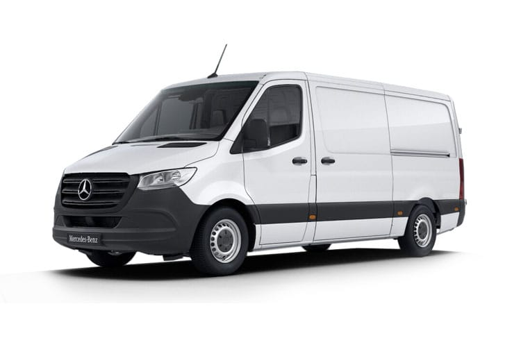 Mercedes-Benz Sprinter 315 L3 3.5t 2.0 CDi RWD 150PS Premium Van Extra High Roof Manual [Start Stop] front view