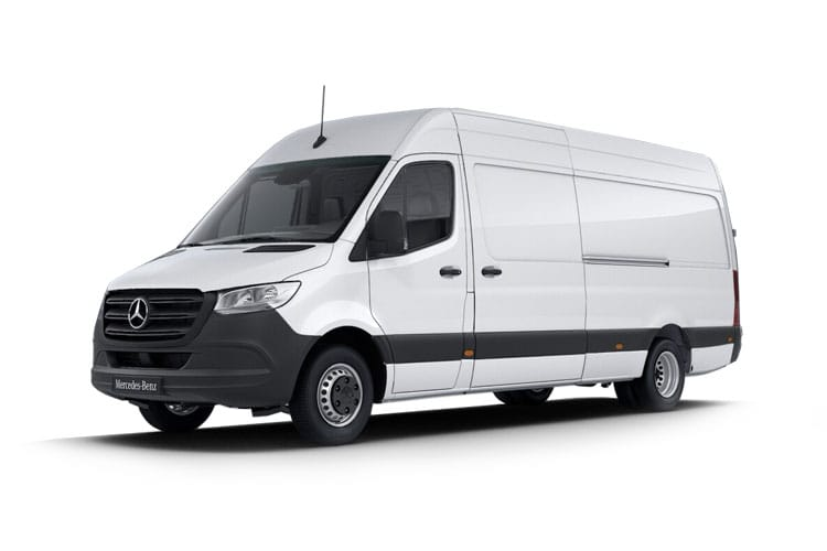 Mercedes-Benz Sprinter 211 L1 3.0t FWD 2.1 CDi FWD 114PS  Van High Roof Manual [Start Stop] front view